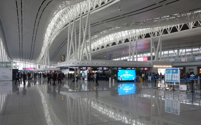 Changsha Airport serves Changsha city, in Hunan region.